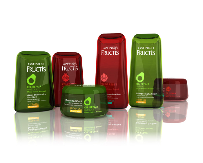 FRUCTIS GAMME HAIRCARE